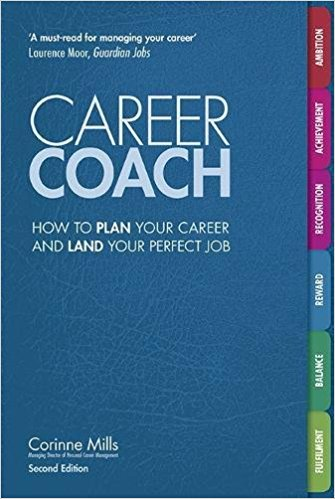 Career Coach book cover