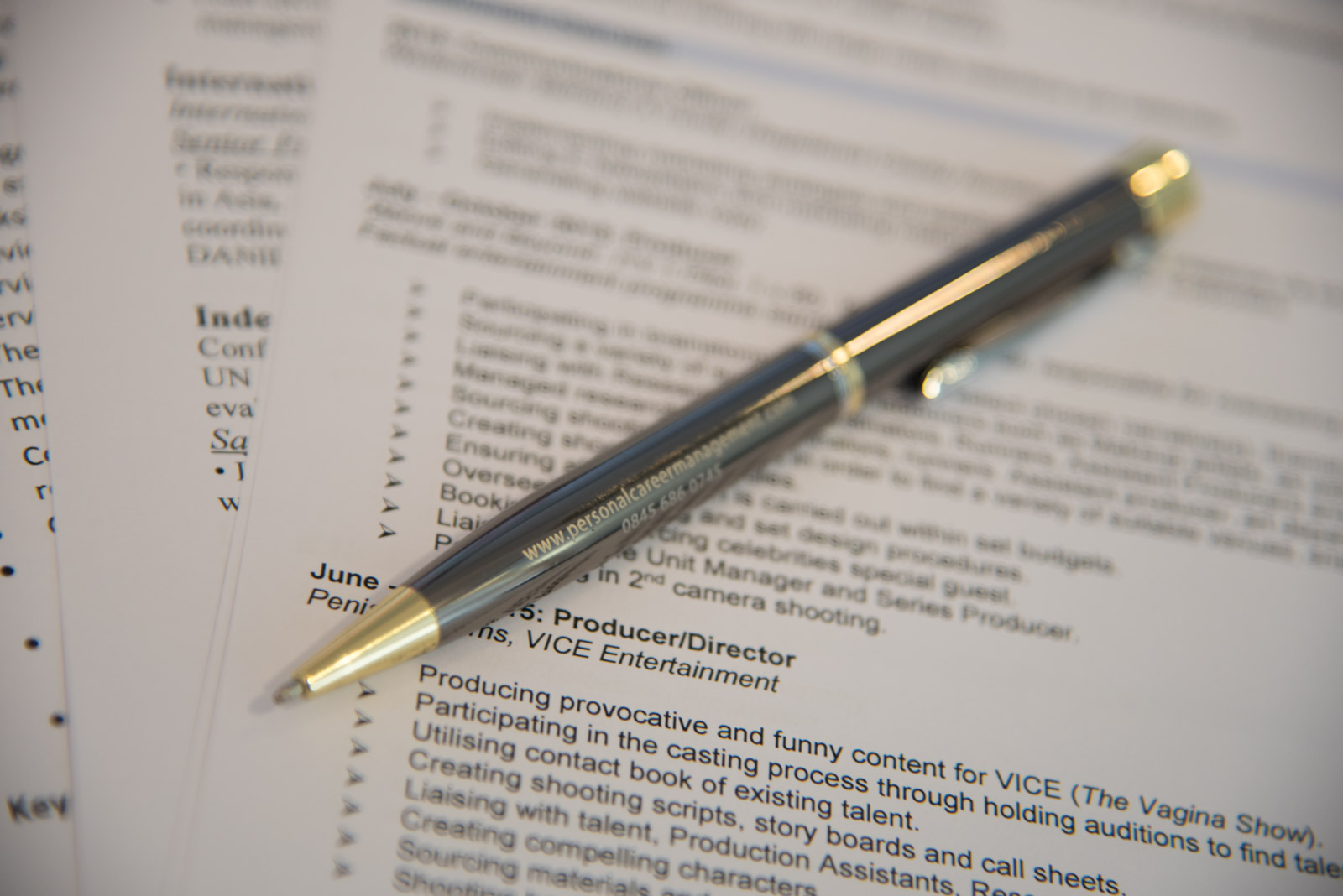 Guardian: What to include in your CV Personal Statement