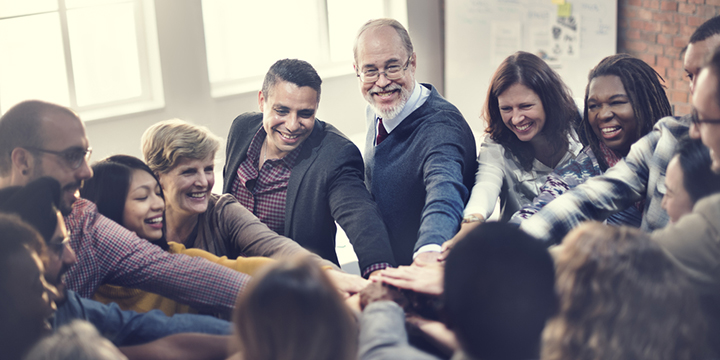 How to be a good team player – and not the office doormat