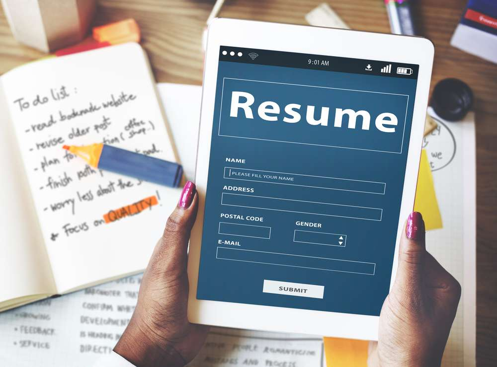 Careerbuilder CV rules