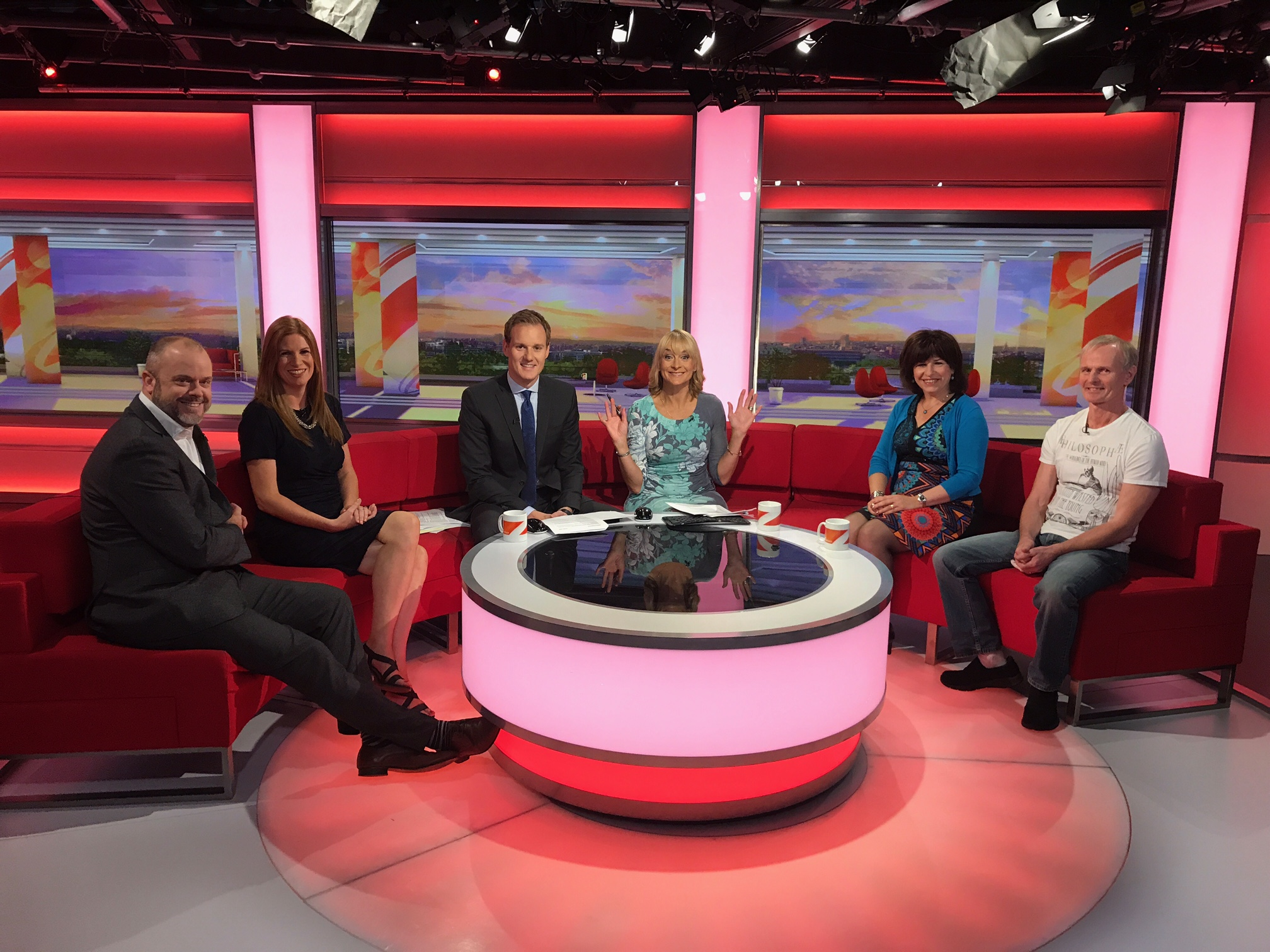 BBC Breakfast career change