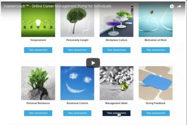 Online Career Management and Job Search Portal