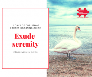 Exude serenity - enhance your communication and presentations skills