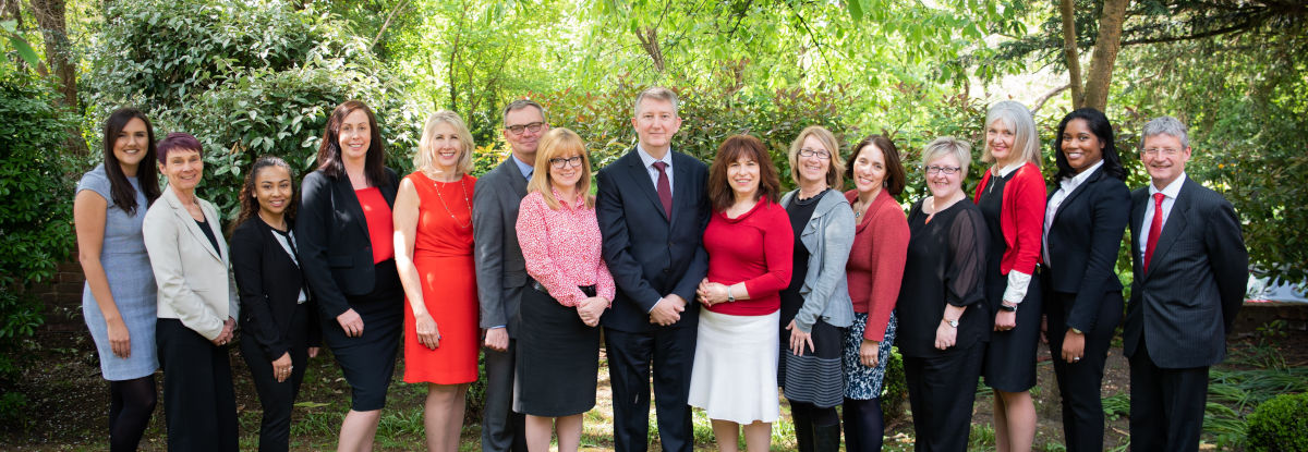 The Personal Career Management team that provides outplacement services and career coaching